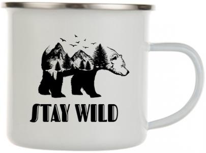 Plecháček pro cestovatele Stay Wild