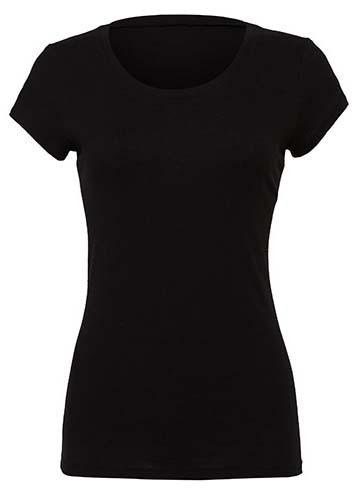 Dámské prodloužené tričko s vlastním potiskem