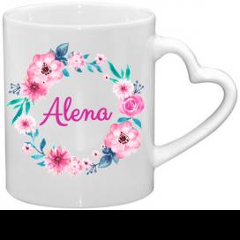 Plecháček se jménem Alena