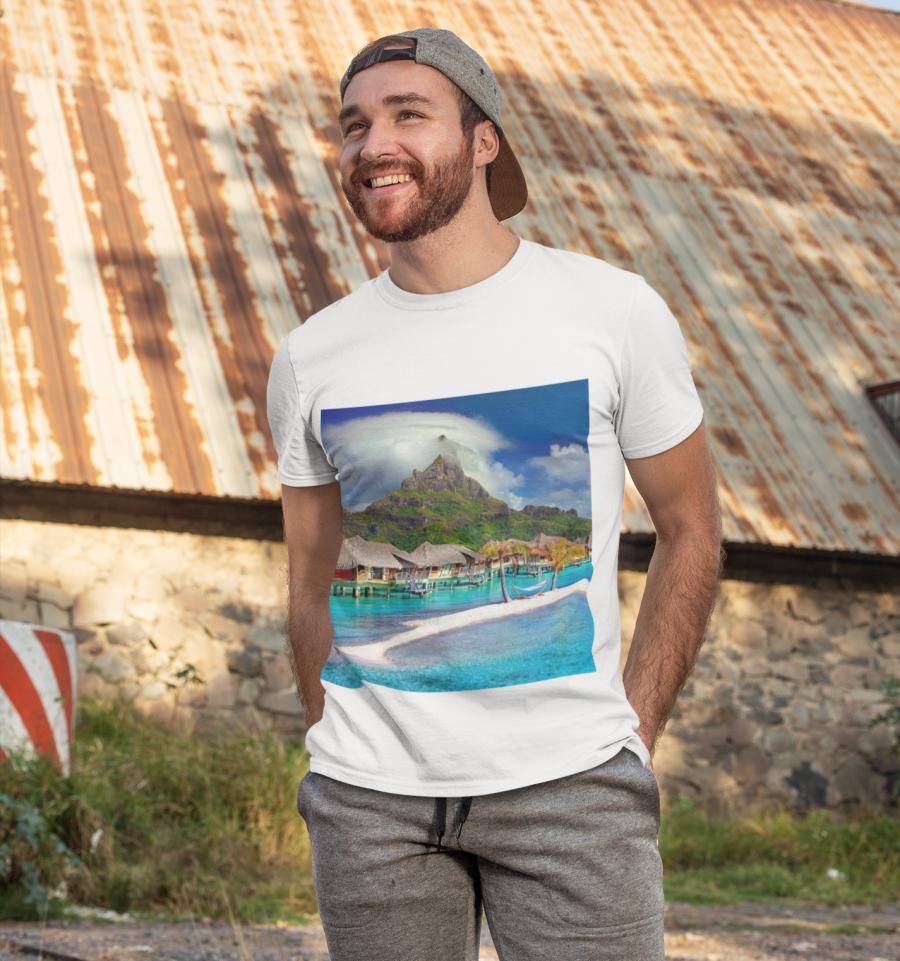 Tričko s fotografií