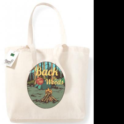 Nákupní taška Back to the Woods