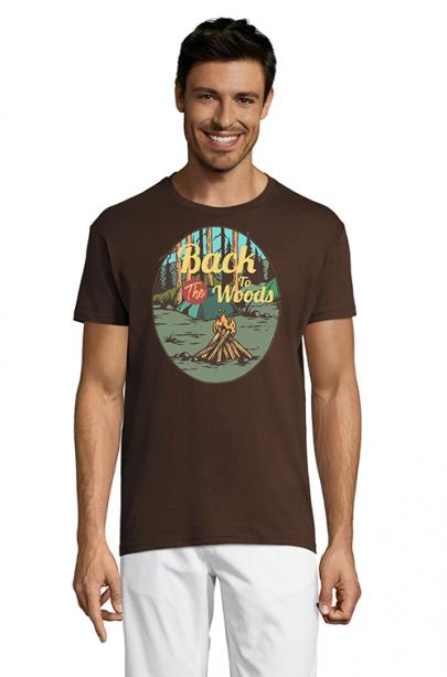 Pánské tričko Back to the Woods