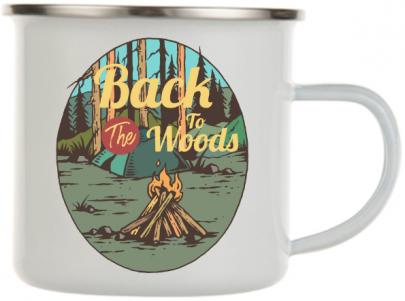 Plecháček pro dobrodruhy Back to the Woods