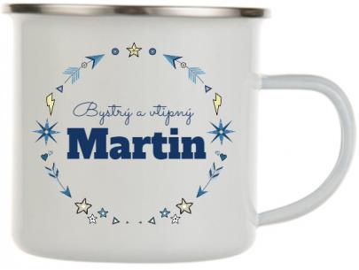 Plecháček se jménem Martin