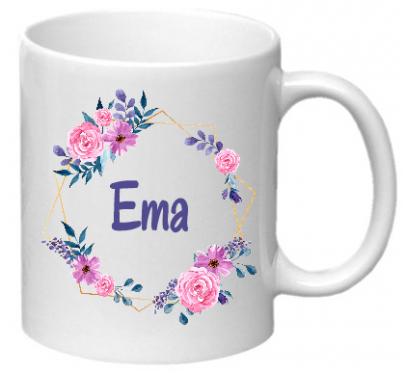 Hrnek se jménem Ema