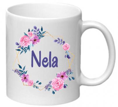 Hrnek se jménem Nela