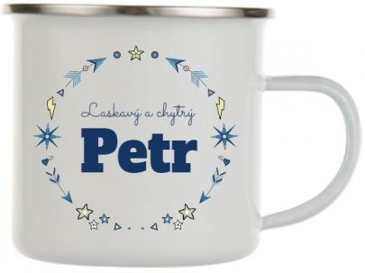 Plecháček se jménem Petr