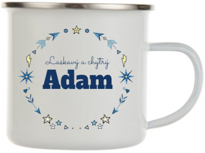 Plecháček se jménem Adam