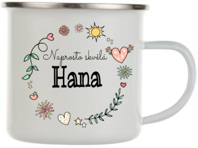 Plecháček se jménem Hana