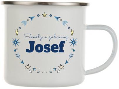 Plecháček se jménem Josef