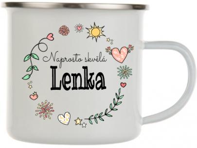Plecháček se jménem Lenka