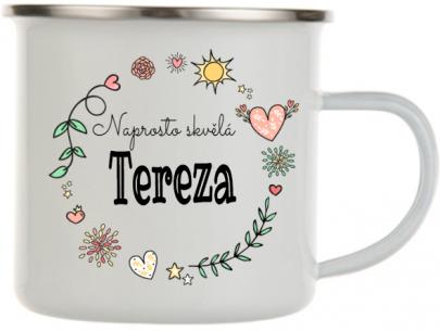 Plecháček se jménem Tereza
