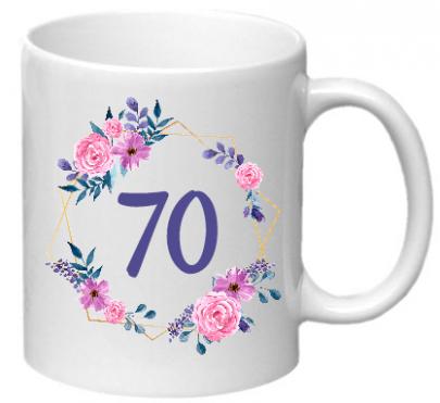 Hrnek k 70. narozeninám