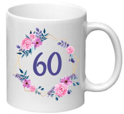 Hrnek k 60. narozeninám