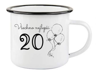 Plecháček ke 20. narozeninám