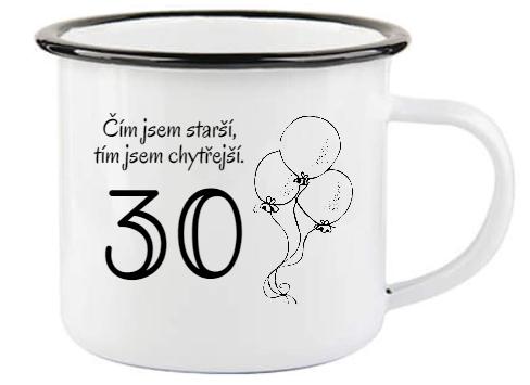 Plecháček ke 30. narozeninám