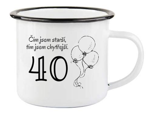 Plecháček ke 40. narozeninám