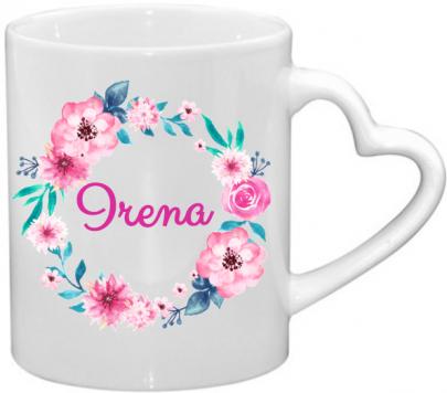 Hrnek se jménem Irena