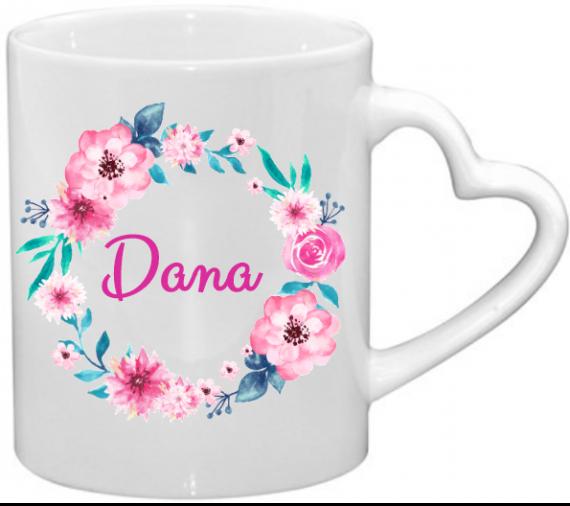 Hrnek se jménem Dana