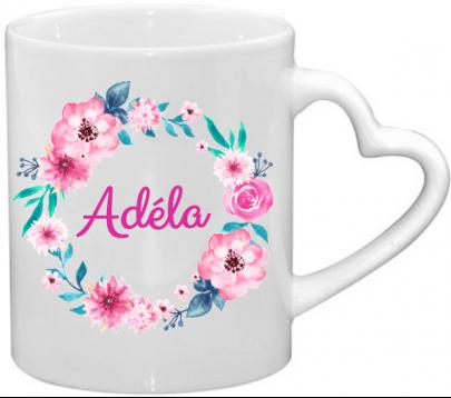 Hrnek se jménem Adéla
