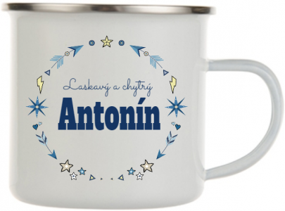 Plecháček se jménem Antonín
