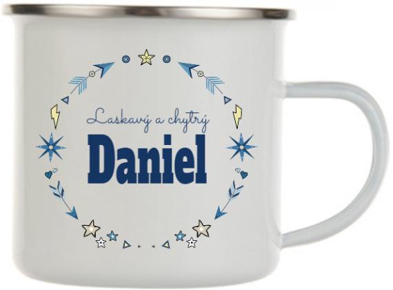 Plecháček se jménem Daniel