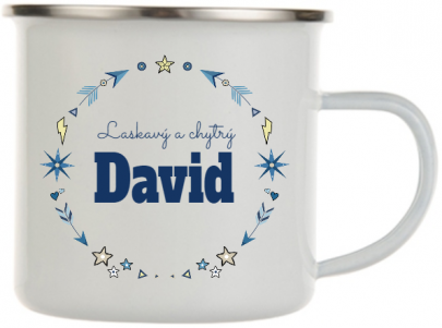 Plecháček se jménem David