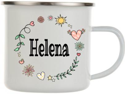 Plecháček se jménem Helena