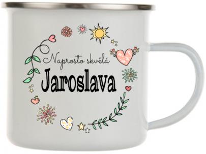 Plecháček se jménem Jaroslava