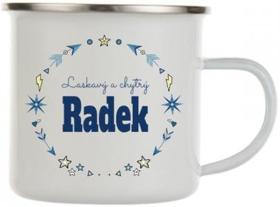 Plecháček se jménem Radek