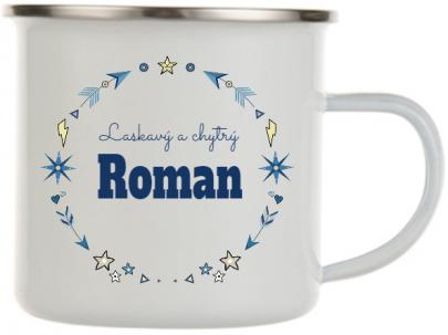 Plecháček se jménem Roman
