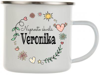 Plecháček se jménem Veronika